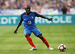 France's N'Golo Kante in action during the Friendly match at Stade De France Stadium, Paris Picture date 13th June 2017. Picture credit should read: David Klein/Sportimage