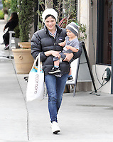 Selma Blair enjoys a day out  with year-old son Arthur Saint Bleick - Los Angeles