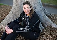 06.08.2015 Irene Van Dyk in Sydney ahead of the 2015 Netball World Champs at All Phones Arena in Sydney, Australia. Mandatory Photo Credit ©Michael Bradley.
