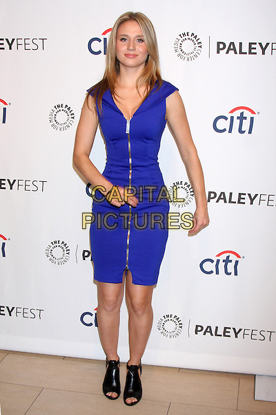 September 12 2014 Rita Volk attends The Paley Center For Media's PaleyFest 2014 Fall TV Previews - MTV,  Beverly Hills, CA <br />  CAP/MPI/JO<br /> &copy;Janice Ogata/MediaPunch/Capital Pictures