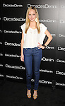 BEVERLY HILLS, CA. - November 02: Meaghan Martin. arrives at the Decades Of Denim Launch Party at a private residence on November 2, 2010 in Beverly Hills, California.