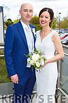 Barrett/O'Riardon wedding in the Rose Hotel on Saturday May 11th