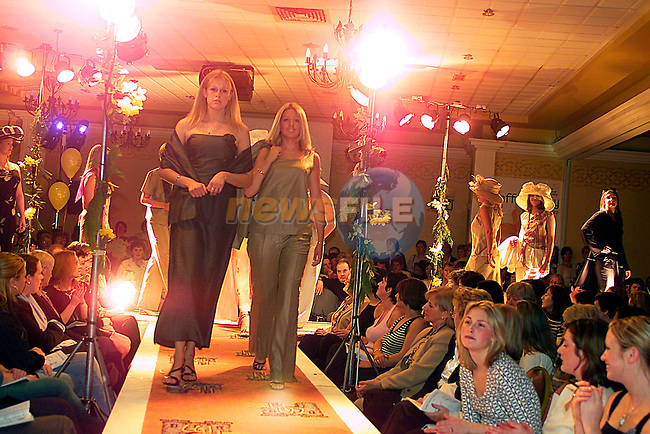 The Fashion Show in The Westcourt Hotel ...Pic Tony Campbell/Newsfile