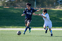 Earthquakes Boys Academy U15 vs. Seattle Sounders, September 23, 2018