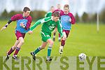 Mike Hannafin St Patricks Castleisland Brian Kelly Scoil Ruain
