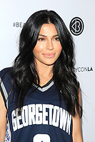 LOS ANGELES - AUG 12: Teni Panosian at the 5th Annual BeautyCon Festival Los Angeles at the Convention Center on August 12, 2017 in Los Angeles, California