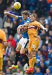 Rob Kiernan and Scott McDonald