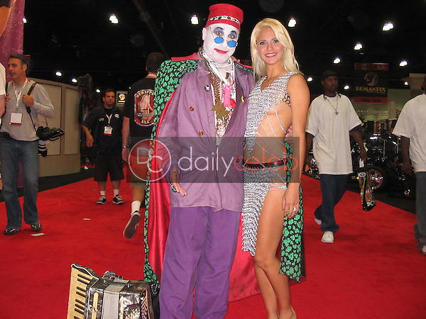 Count Smokula and friend<br /> At the 2005 Erotica LA Convention Day 2, Los Angeles Convention Center, Los Angeles, CA 06-12-05<br /> David Edwards/DailyCeleb.com 818-249-4998