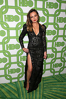 BEVERLY HILLS, CA - JANUARY 6: Emily Meade, at the HBO Post 2019 Golden Globe Party at Circa 55 in Beverly Hills, California on January 6, 2019. <br /> CAP/MPI/FS<br /> &copy;FS/MPI/Capital Pictures
