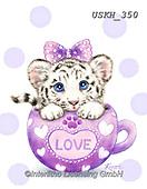 Kayomi, CUTE ANIMALS, LUSTIGE TIERE, ANIMALITOS DIVERTIDOS, paintings+++++,USKH350,#ac#, EVERYDAY ,sticker,stickers