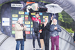 Wout Poels (NED) Team Ineos wins Stage 7 of the Criterium du Dauphine 2019, running 133.5km from Saint-Genix-les-Villages to Les Sept Laux - Pipay, France. 15th June 2019.<br /> Picture: Mario Stiehl/Radsport | Cyclefile<br /> All photos usage must carry mandatory copyright credit (© Cyclefile | Mario Stiehl/Radsport)