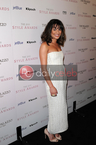 Lea Michele<br /> at the 2010 Hollywood Style Awards, Hammer Museum, Westwood, CA. 12-12-10<br /> David Edwards/DailyCeleb.com 818-249-4998