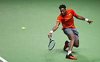 Rotterdam, The Netherlands, 16 Februari 2019, ABNAMRO World Tennis Tournament, Ahoy, Semis, Gael Monfils (FRA),<br /> Photo: www.tennisimages.com/Henk Koster