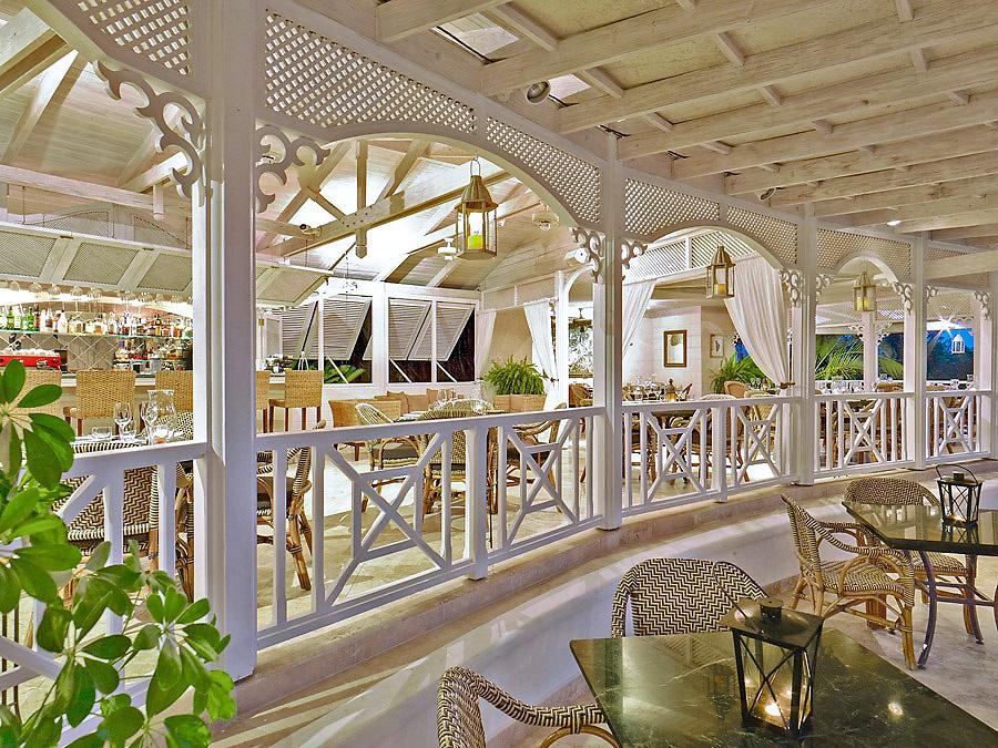 Sugar Hill restaurant, St. James, Barbados