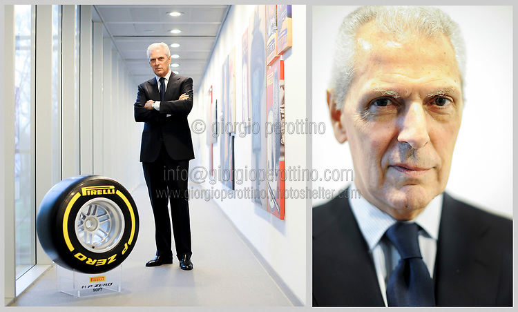   Marco Tronchetti Provera - manager  <br /> client: Reuters