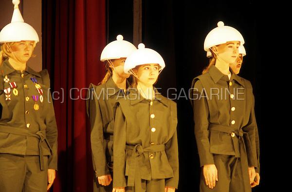 Theatre company Dion Theater in Wilrijk (Belgium, 15/03/2008)
