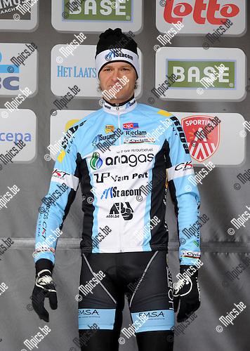 2013-04-03 / Wielrennen / seizoen 2013 / Jeroen Das..Foto: Mpics.be