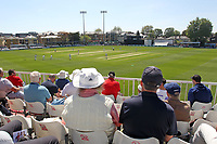General view of play on a sunny afternoon during Essex CCC vs Nottinghamshire CCC, Specsavers County Championship Division 1 Cricket at The Cloudfm County Ground on 14th May 2019