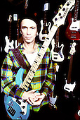 Feb 06, 1997: MR BIG - Billy Sheehan photosession in London