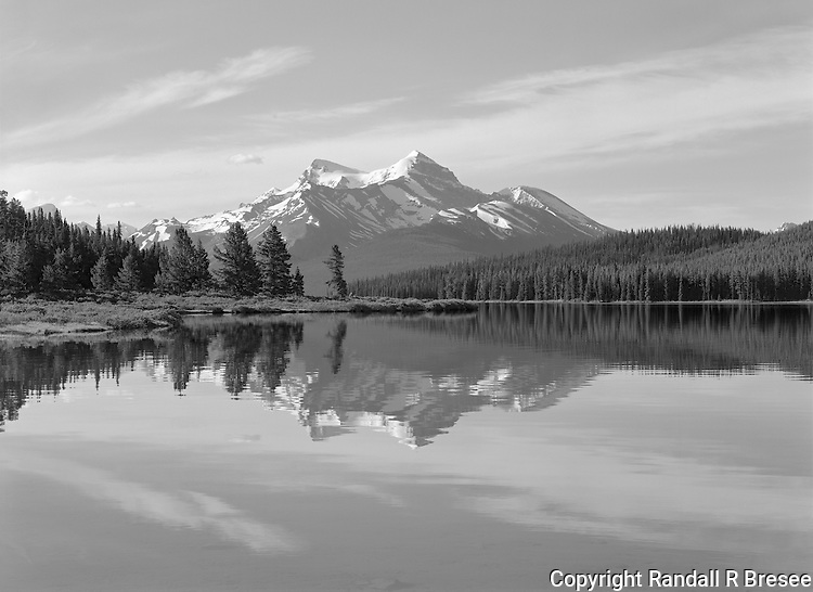 &quot;Maligne Lake&quot; Jasper National Park; Alberta, Canada<br />