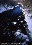 Northeast PA landscape, Hickory <br />