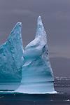 Iceberg minaret, Southern OCean
