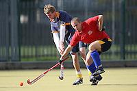 Romford HC vs Upminster HC 3rd XI 23-10-10