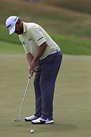 J.B. Holmes (USA) putts on the 8th green during Saturday's Round 3 of the 117th U.S. Open Championship 2017 held at Erin Hills, Erin, Wisconsin, USA. 17th June 2017.<br /> Picture: Eoin Clarke | Golffile<br /> <br /> <br /> All photos usage must carry mandatory copyright credit (&copy; Golffile | Eoin Clarke)