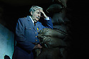 London, UK. 18.02.2016. Bob Benton and Daniel Brodie for DB Productions in association with Park Theatre present the World Premiere of<br /> &quot;The Patriotic Traitor&quot;<br /> written and directed by Jonathan Lynn. Picture shows: Tom Conti (Philippe Petain). Photograph &copy; Jane Hobson.