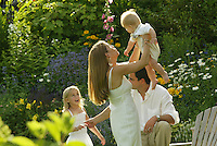 (7/19/03  East Hampton, NY)  Family portraits of the Espositos in the Hamptons.  (F05B1464.JPG -Staff photo by Matthew West.  Saved in Adv. Sunday and Daily Photo Archive).