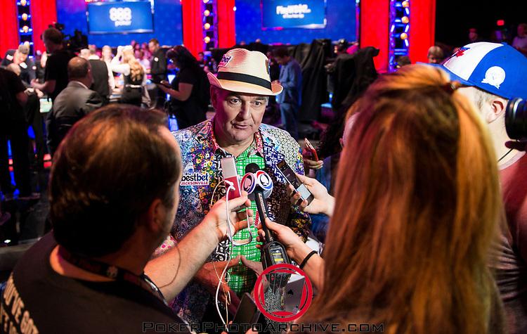 John Hesp Media Interview