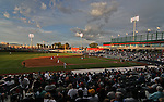 The Reno Aces play the Tuscon Padres on Thursday, June 16, 2011, in Reno, Nev..Photo by Cathleen Allison