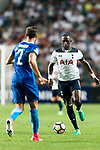 Tottenham Hotspur Midfielder Moussa Sissoko (R) in action during the Friendly match between Kitchee SC and Tottenham Hotspur FC at Hong Kong Stadium on May 26, 2017 in So Kon Po, Hong Kong. Photo by Man yuen Li  / Power Sport Images