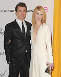 Hugh Dancy and Claire Danes at the 19th Annual Elton John AIDS Foundation Academy Awards Viewing Party held at The Pacific Design Center Outdoor Plaza in West Hollywood, California on August 27,2011                                                                               © 2011 DVS / Hollywood Press Agency