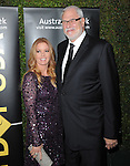 Jeanie Buss and Phil Jackson at The G'Day USA Australia Week 2012 Black Tie Gala at Hollywood & Highland Grand Ballroom in Hollywood, California on January 14,2011                                                                               © 2012 Hollywood Press Agency