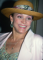 Valerie Harper<br /> 1990<br /> Photo By John Barrett/PHOTOlink