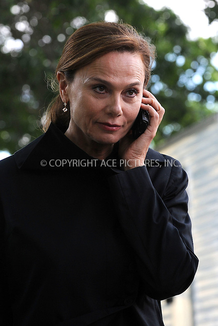 WWW.ACEPIXS.COM . . . . . ....July 8 2009, New York City....Actress Lena Olin on the set of the new movie 'Remember me' in Queens on July 8 2009 in New York City....Please byline: KRISTIN CALLAHAN - ACEPIXS.COM.. . . . . . ..Ace Pictures, Inc:  ..tel: (212) 243 8787 or (646) 769 0430..e-mail: info@acepixs.com..web: http://www.acepixs.com