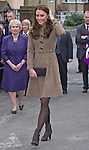 """CATHERINE, DUCHESS OF CAMBRIDGE PREGNANT .An official staement by Buckingham Palace confirmed Kate's pregnancy. However, no date of birth has been given...CATHERINE, DUCHESS OF CAMBRIDGE .as Patron of Art Room visits the Oxford Spires Academy School, Oxford_21/02/2012.MANDATORY PHOTO CREDIT:©Dias/DIASIMAGES - NEWSPIX INTERNATIONAL..Mandatory credit photo:DiasImages/NEWSPIX INTERNATIONAL(Failure to credit will incur a surcharge of 100% of reproduction fees)..                **ALL FEES PAYABLE TO: """"NEWSPIX INTERNATIONAL""""**..IMMEDIATE CONFIRMATION OF USAGE REQUIRED:.DiasImages, 31a Chinnery Hill, Bishop's Stortford, ENGLAND CM23 3PS.Tel:+441279 324672  ; Fax: +441279656877.Mobile:  07775681153.e-mail: info@newspixinternational.co.uk"""