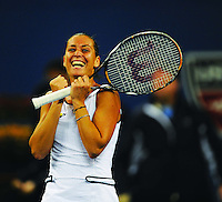 Flava Pennetta..International Tennis ..Frey,  Advantage Media Network, Barry House, 20-22 Worple Road, London, SW19 4DH