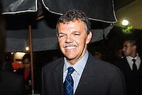 SAO PAULO, SP, 02 DE DEZEMBRO - PREMIO CRAQUE DO BRASILEIRÃO - Ex Goleiro Gilmar Rinaldi durante a cerimônia da Premiação Brasileirão 2012, na casa de shows HSBC Arena, na zona sul de São Paulo, nesta segunda-feira FOTO: VANESSA CARVALHO - BRAZIL PHOTO PRESS.