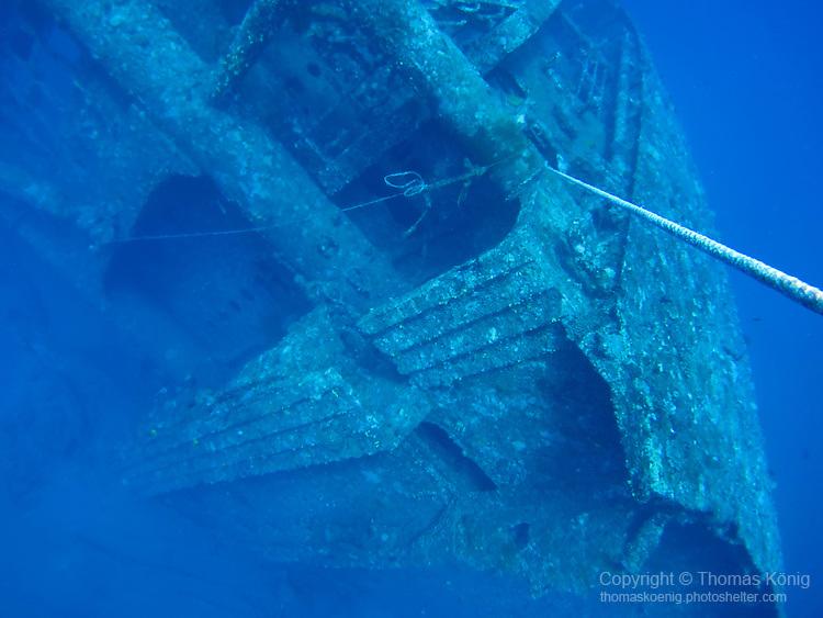 Orchid Island (蘭嶼), Taiwan -- Ascending from Ba Dai Ship Wreck (八代沉船)