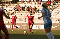 Boyds, MD - Saturday June 03, 2017: Havana Solaun during a regular season National Women's Soccer League (NWSL) match between the Washington Spirit and Houston Dash at Maureen Hendricks Field, Maryland SoccerPlex.