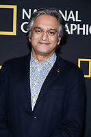 "NEW YORK CITY - MARCH 14: Arif Nurmohamed attends National Geographic's ""One Strange Rock"" screening and Q&A at Alice Tully Hall at Lincoln Center on March 14, 2018 in New York City. (Photo by Anthony Behar/NatGeo/PictureGroup)"