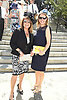 Jolie McKinnon and Aileen Bruner attend the Central Park Conservancy Hat Luncheon on May 2, 2018 in the Conservatory Garden in New York, New York, USA.<br /> <br /> photo by Robin Platzer/Twin Images<br />  <br /> phone number 212-935-0770