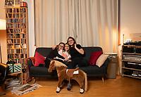Palacios / Post Family. Berlin, Germany