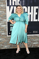"""LOS ANGELES - AUG 5:  Britney Young at the """"The Kitchen"""" Premiere at the TCL Chinese Theater IMAX on August 5, 2019 in Los Angeles, CA"""