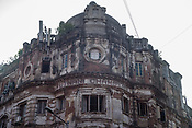 The iconic Futnani chambers opposite the Kolkata Municipal Corporation building in New Market area in Kolkata, West Bengal  on Friday, May 26, 2017. Photographer: Sanjit Das