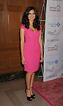 LOS ANGELES, CA - OCTOBER 13: Camila Banus. arrives at the 2nd Annual 'Designs For The Cure' gala for Susan G. Komen hosted by Lauren Conrad at the Millennium Biltmore Hotel on October 13, 2012 in Los Angeles, California.