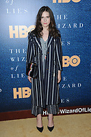 www.acepixs.com<br /> May 11, 2017  New York City<br /> <br /> Hari Nef attending the 'The Wizard Of Lies' New York Premiere at The Museum of Modern Art on May 11, 2017 in New York City. <br /> <br /> Credit: Kristin Callahan/ACE Pictures<br /> <br /> <br /> Tel: 646 769 0430<br /> Email: info@acepixs.com