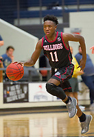 Springdale Bulldogs vs Bentonville West Woverines Basketball - Marquis<br />